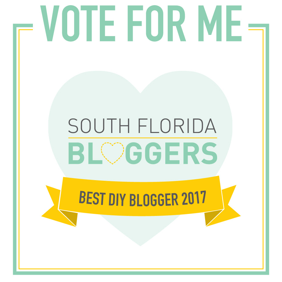 Vote Best DIY Blogger